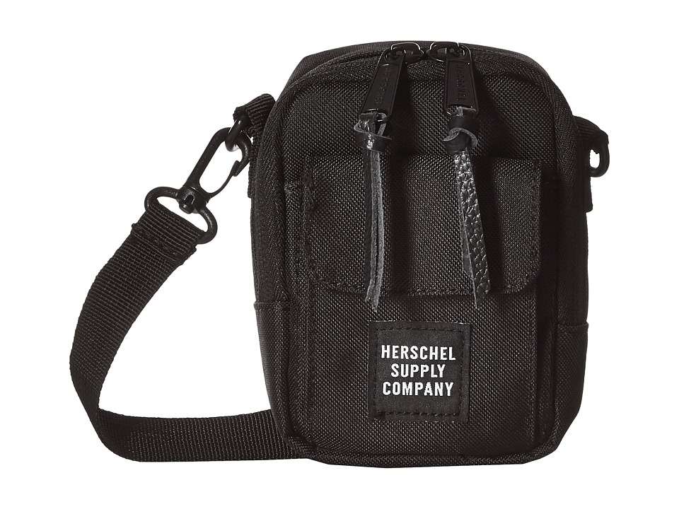 Herschel Supply Co. - Ellison (Black) Briefcase Bags