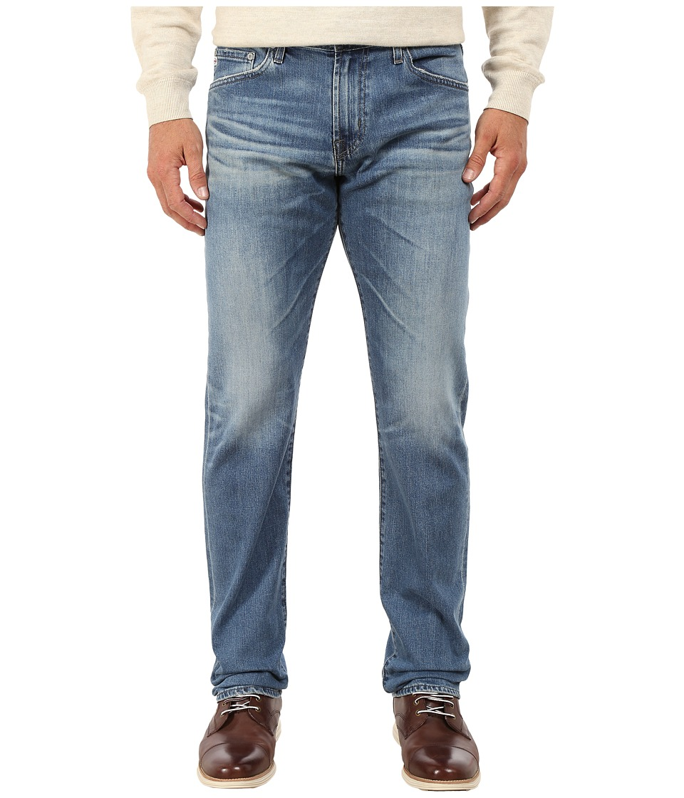 AG Adriano Goldschmied Graduate Tailored Leg Denim in 14 Years Muir 14 Years Muir Mens Jeans