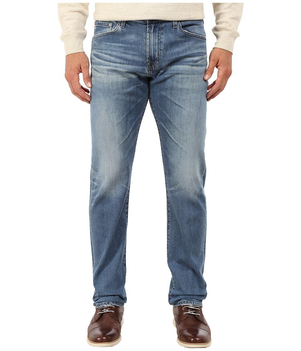 AG Adriano Goldschmied Graduate Tailored Leg Denim in 14 Years Muir 14 Years Muir Mens Jeans