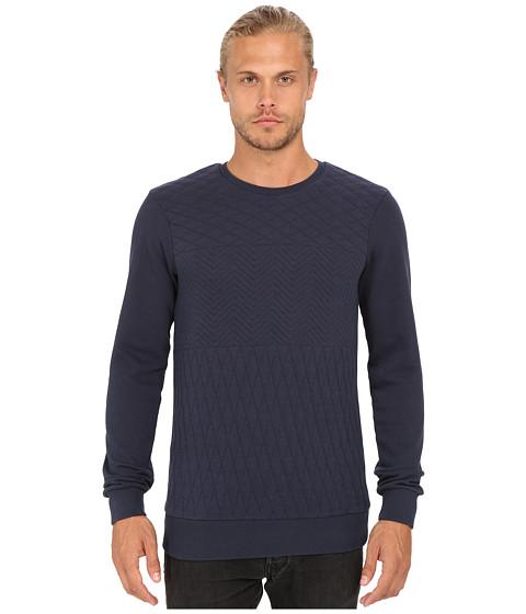 Mavi Jeans Quilted Sweatshirt