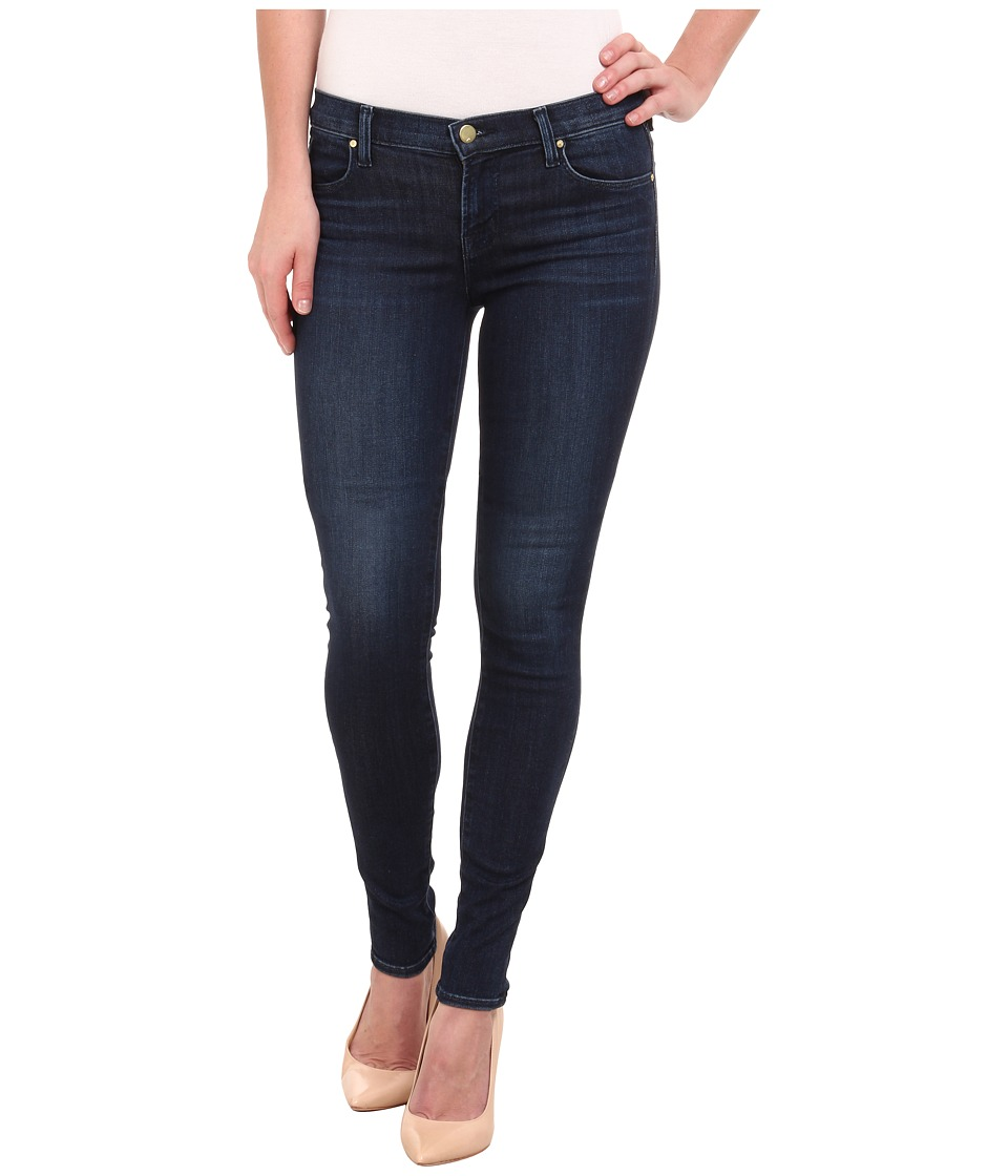J Brand Mid Rise Super Skinny in Fix (Fix) Women's Jeans