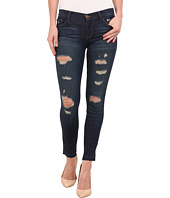 J Brand - Low Rise Ankle Crop in Demented Trouble