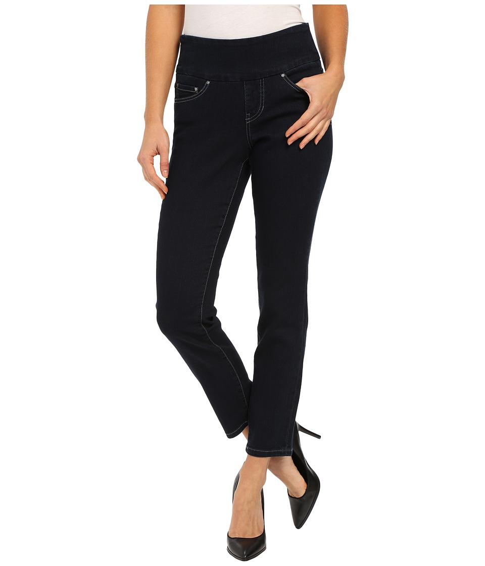 Jag Jeans Amelia Pull On Slim Ankle Comfort Denim in After Midnight Indigo Womens Jeans