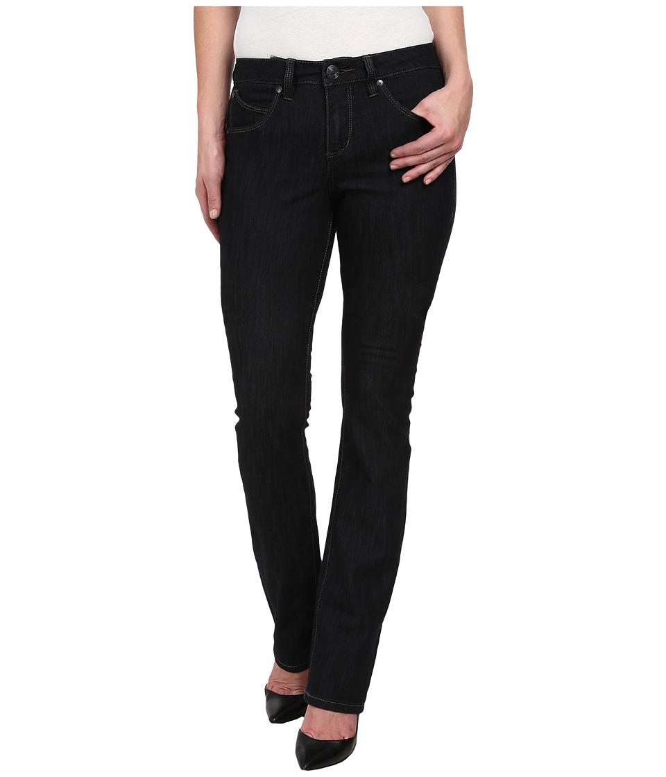 Jag Jeans Anna Mid Rise Slim Boot Republic Denim in Dark Storm Dark Storm Womens Jeans