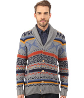 Mavi Jeans - Tribal Print V-Neck Cardigan
