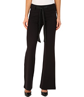 Jag Jeans - Cece Palazzo Wide Leg in Double Knit Ponte in Black