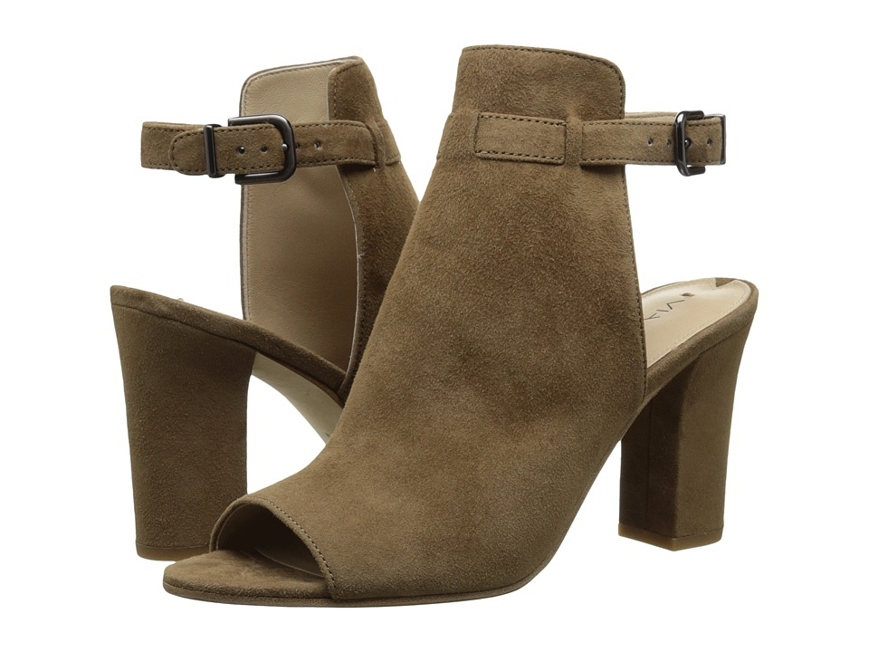 Via Spiga - Fabrizie (Rattan Kid Suede Leather) High Heels