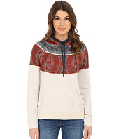 Mavi Jeans - Tribal Print Blocking Hoodie