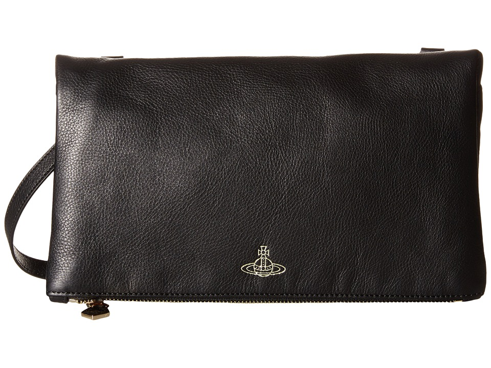 Vivienne Westwood - Spencer (Black) Cross Body Handbags
