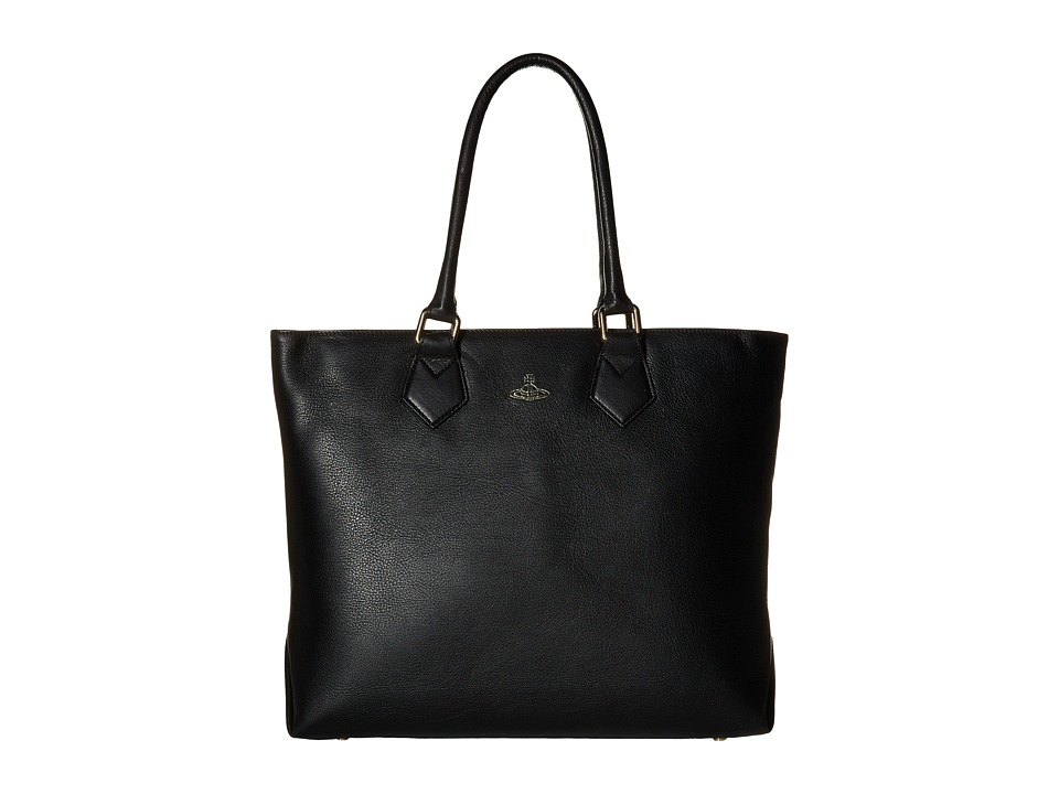Vivienne Westwood - Spencer (Black) Tote Handbags