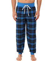 Original Penguin - Cuff Flannel Pants
