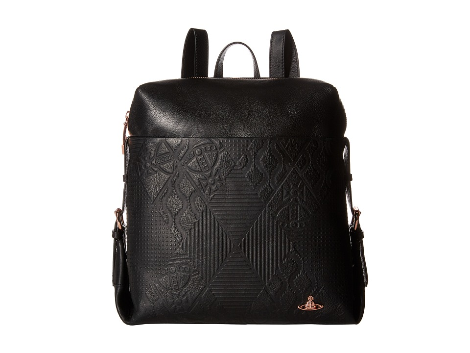 Vivienne Westwood - Hogarth (Black) Backpack Bags