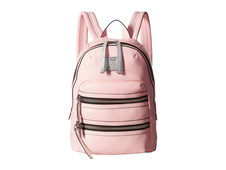Marc by Marc Jacobs Domo Biker Backpack Pearl Blush Backpack Bags