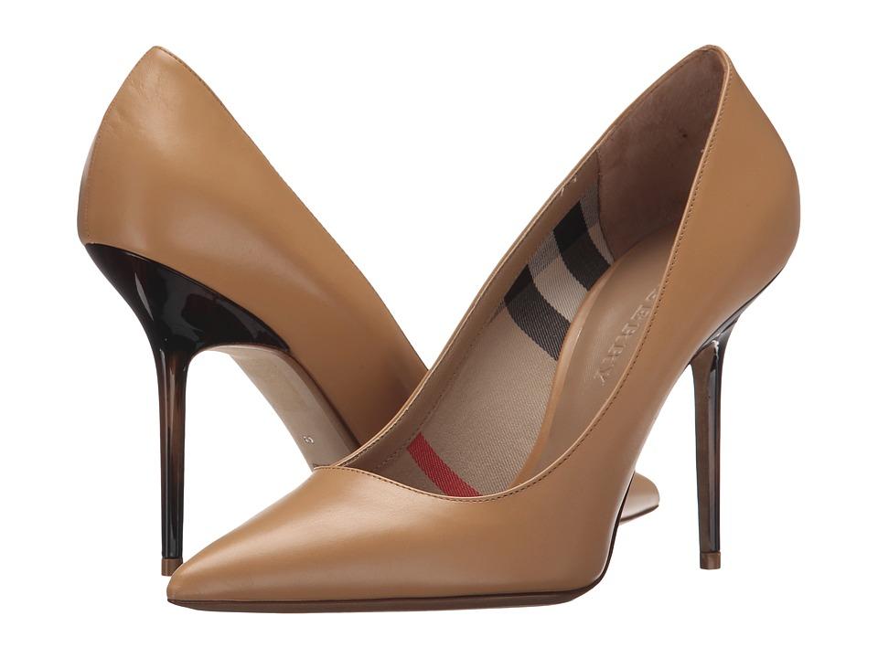 Burberry Deighton Camel 1 Womens Shoes