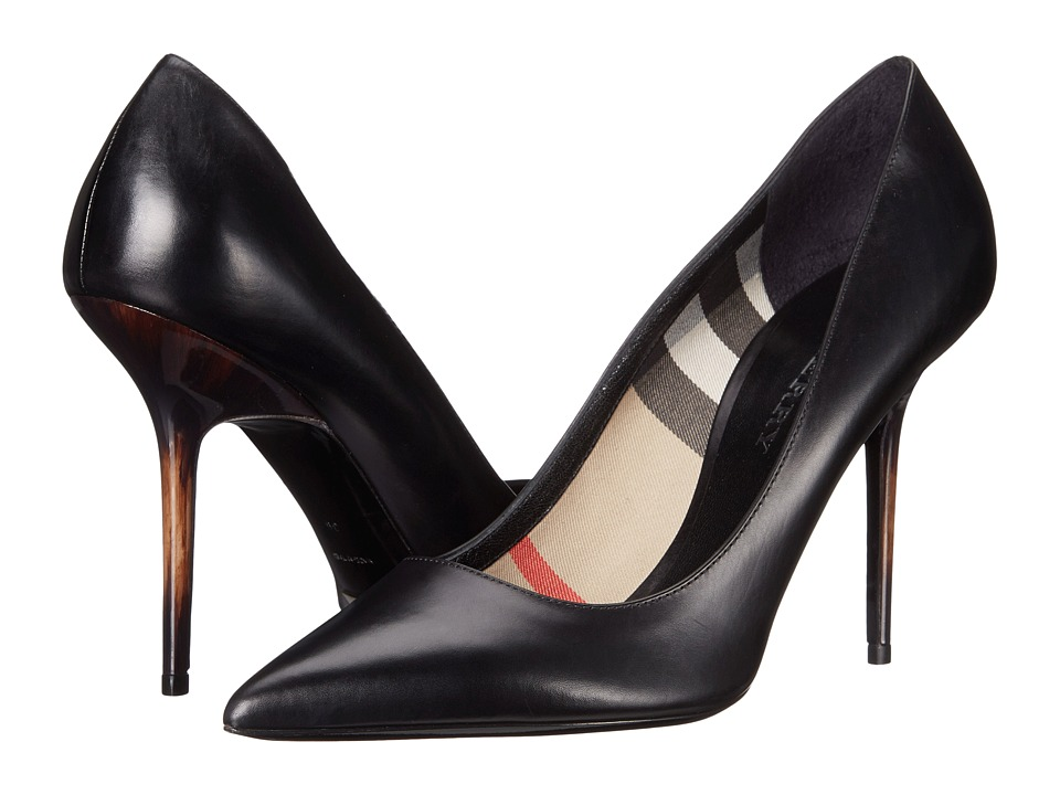 Burberry Deighton Black 1 Womens Shoes