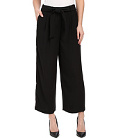 Vince Camuto - Soft Belted Pants w/ Front Pleats