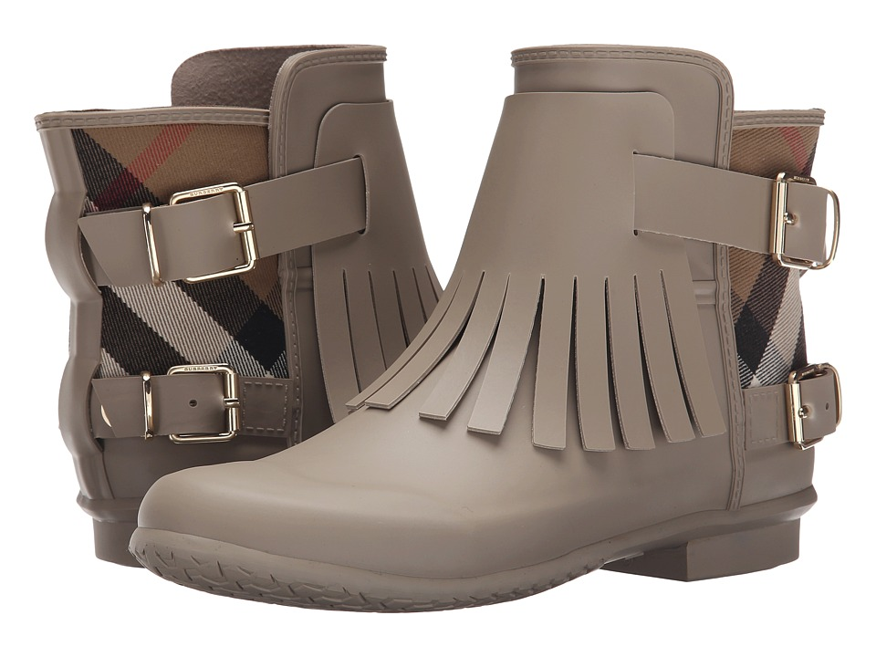 Burberry Fritton Honey Womens Boots