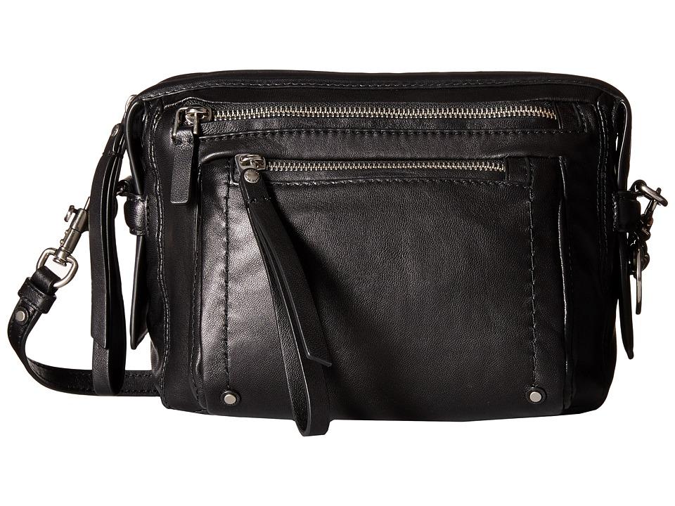 Marc by Marc Jacobs Cube Messenger Black Messenger Bags