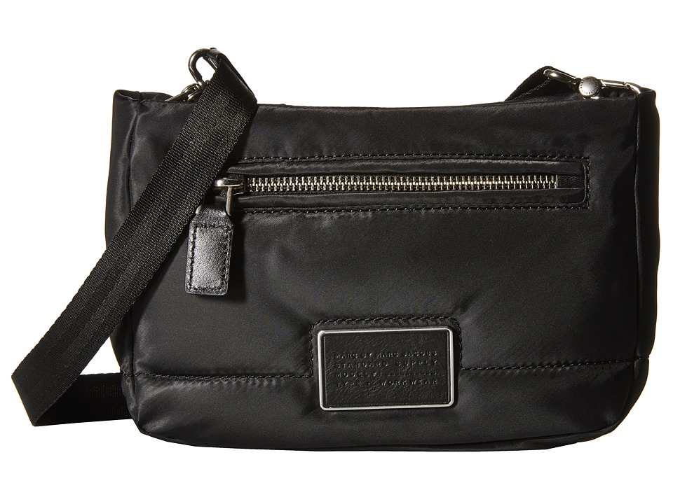Marc by Marc Jacobs Palma Percy Black Cross Body Handbags