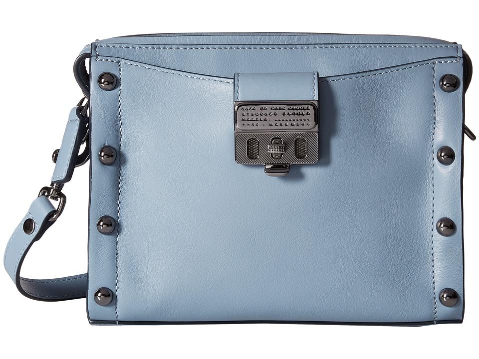 Marc by Marc Jacobs Espionage Espionage 22 Ice Blue Handbags