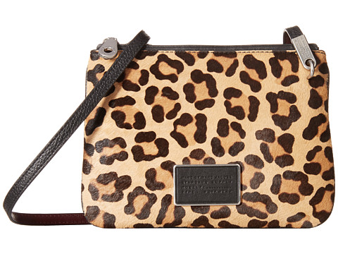 Marc by Marc Jacobs Ligero Leopard Double Percy