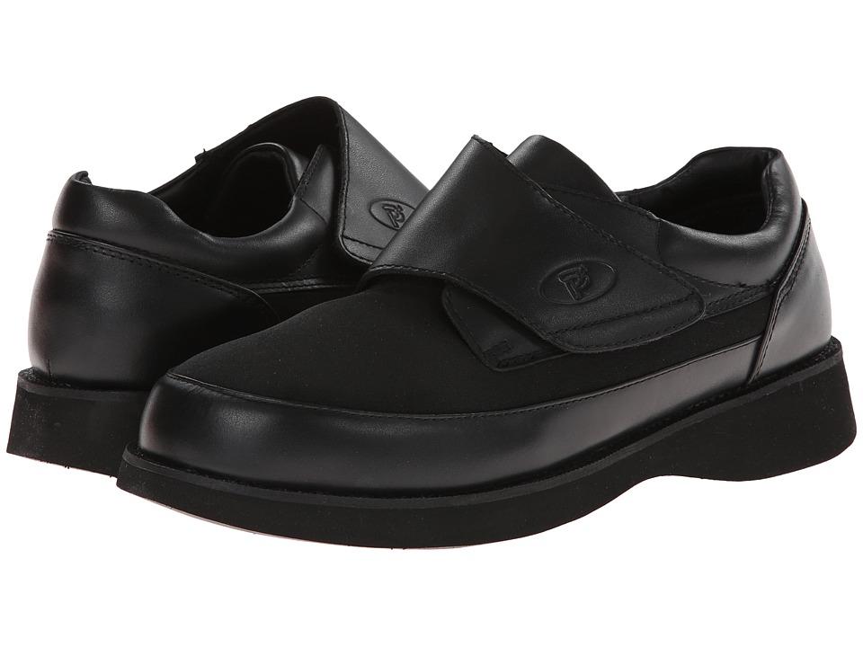 Propet - Pedwalker 15 Medicare/HCPCS Code = A5500 Diabetic Shoe (Black) Men