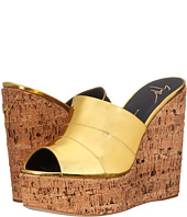 Giuseppe Zanotti - Open Toe Slip-On Wedge
