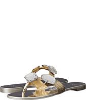 Giuseppe Zanotti - Flat Jeweled Thong Sandal
