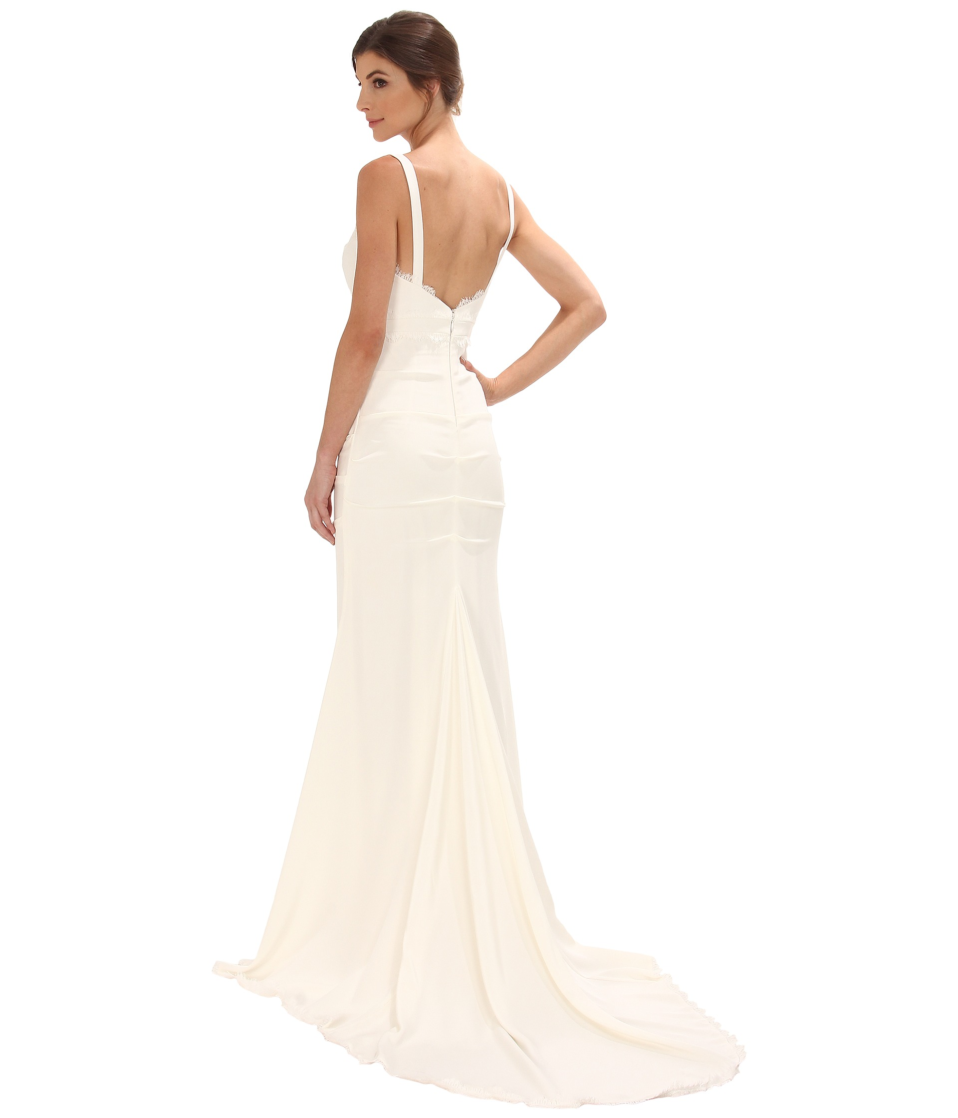 Old Fashioned Nicole Miller Bridal Gowns Pictures - Best Evening ...
