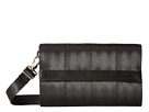 Harveys Seatbelt Bag Streamline Wallet (Black)