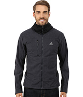 adidas Outdoor - Hiking Melange Fleece Hoodie