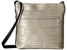 Harveys Seatbelt Bag Streamline Crossbody (Cream/Black)