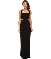 Nicole Miller - Queen of Felicity Cutout Gown