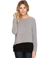 kensie - Bamboo Fleece Sweatshirt KSDK3882
