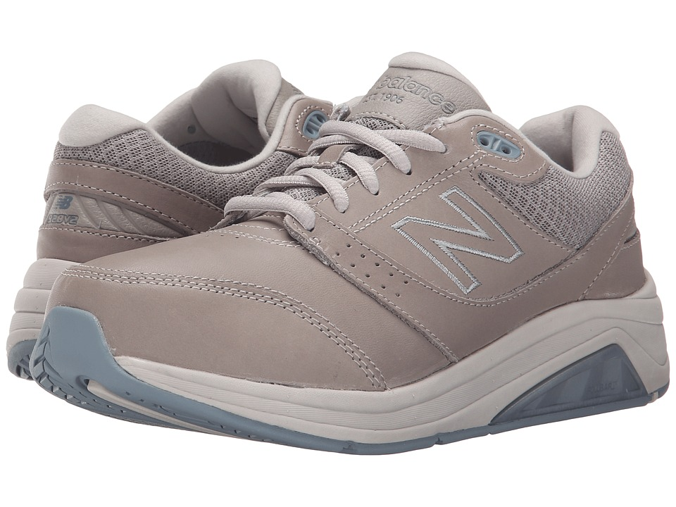 New Balance - WW928v2 (Grey) Women's Walking Shoes
