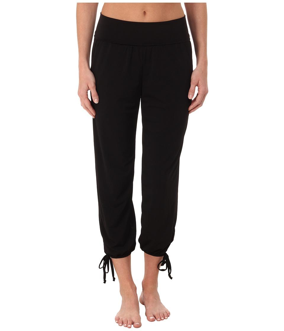 Onzie Gypsy Pants Black Womens Casual Pants