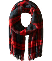 Michael Stars - Reverse It Plaid Scarf