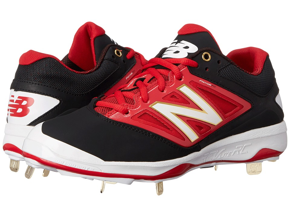 New Balance - 4040v3 Low (Black/Red) Men