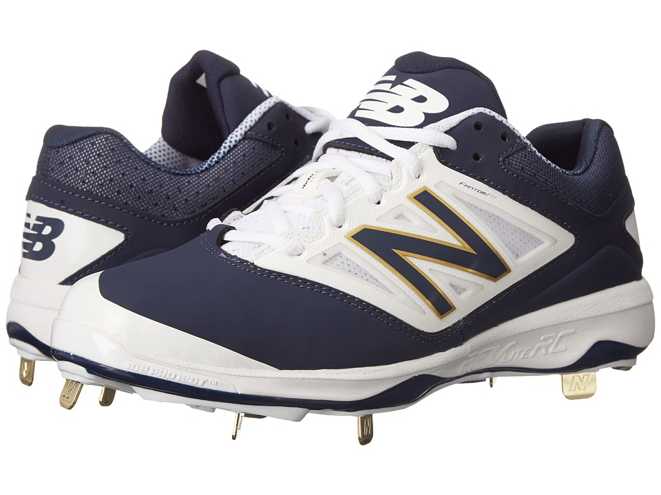 New Balance - 4040v3 Low (Navy/White) Men