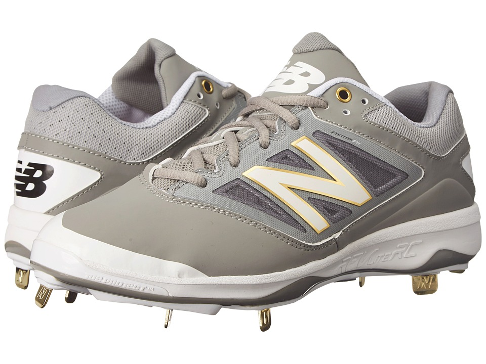 New Balance - 4040v3 Low (Grey/White) Mens Shoes