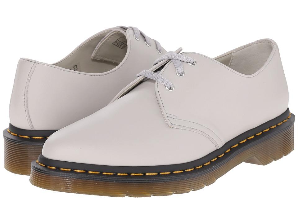 Dr. Martens Dupree 3 Eye Shoe Soft Grey/Danio Womens Lace up casual Shoes