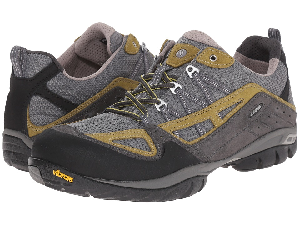 Asolo Plasmic GV Graphite/Golden Mens Shoes