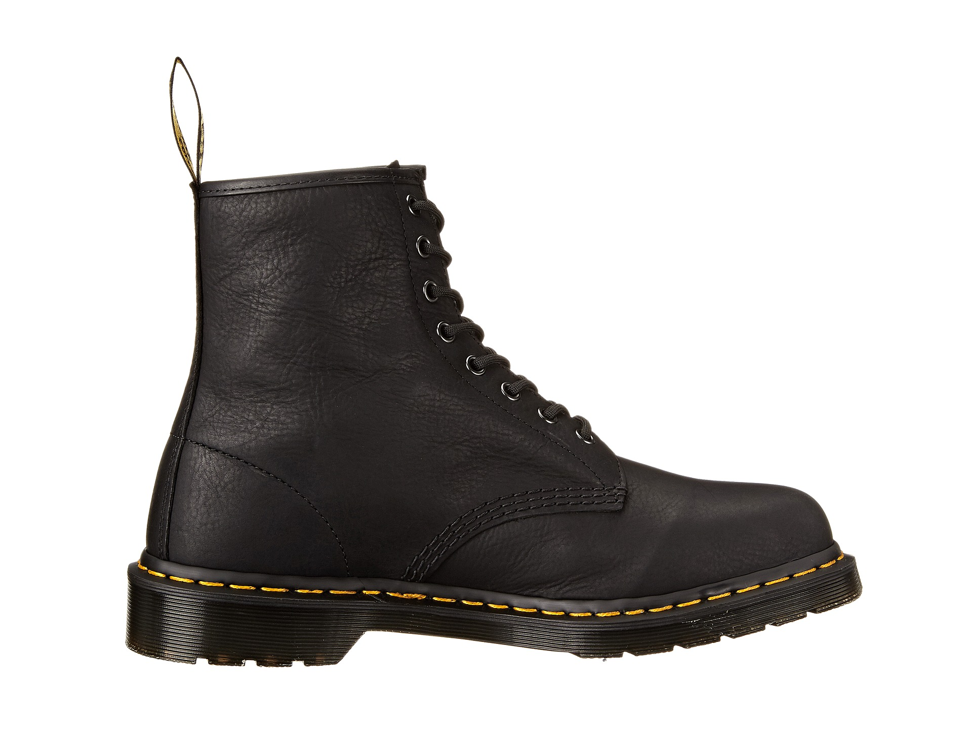 dr martens 1460 8 eye boot soft leather at zappos