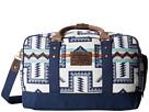 Pendleton Canvas Adventure Bag (Pueblo Cross)