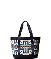 Pendleton - Large Zip Canvas Tote