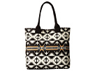 Pendleton Canopy Canvas Tote (Spider Rock)