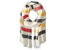 Stripe Featherweight Wool Scarf