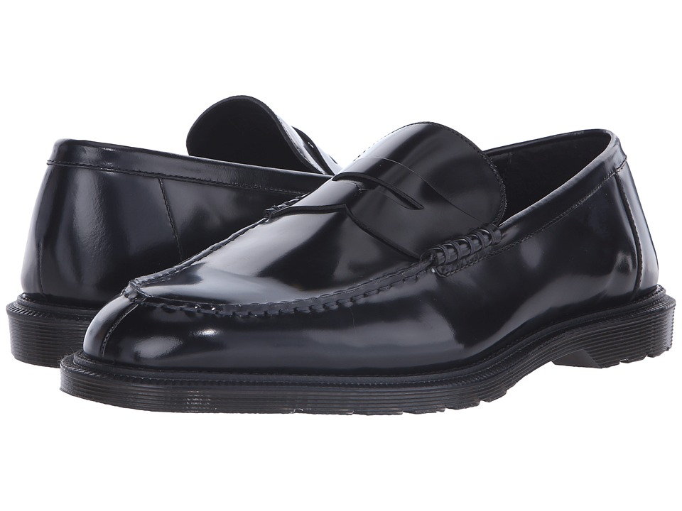 Dr. Martens - Penton Bar Loafer (Black Temperley) Men
