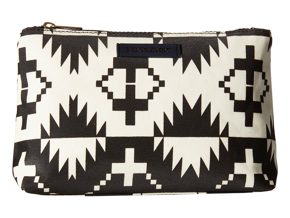 Pendleton - Canopy Canvas Zip Pouch (Spider Rock) Tote Handbags