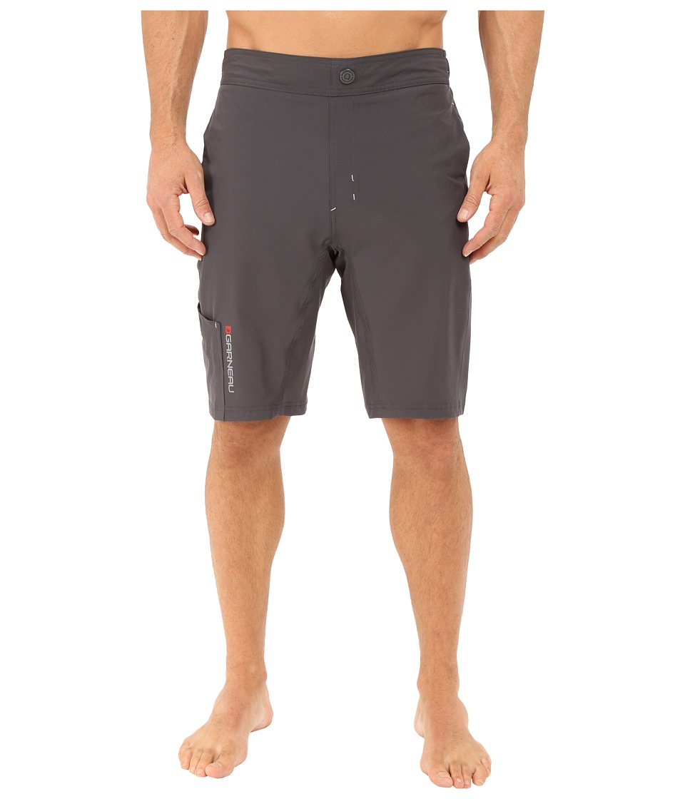 Louis Garneau Range Shorts (Asphalt) Men